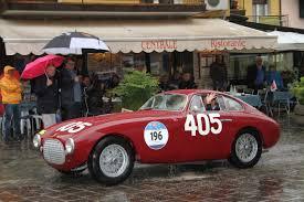 Ferrari California 1950 - red arrows at the 2016 mille miglia u2013 ferrarism