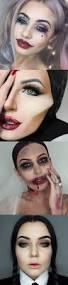 maquillaje merlina addams tutorial por adriana rodriguez