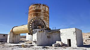 cement factory las vegas nevada s abandoned cement factory youtube