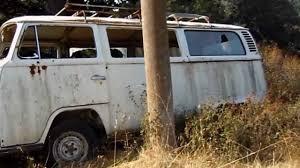 volkswagen kombi mini volkswagen t2 kombi 1972 abbandonato 1972 volkswagen kombi t2