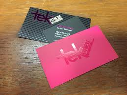 custom foil stamped business cards phoenix and tempe arizona