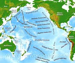 Oceans Map Map Of Pacific Ocean Clipart Bbcpersian7 Collections