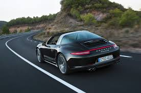 porsche targa 2018 2014 porsche 911 targa announced european car