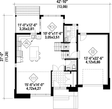 contemporary style house plans contemporary style house plan 4 beds 2 00 baths 1890 sqft luxihome