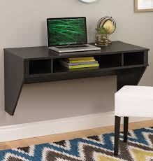 Wall Mount Laptop Desk by Best 25 Floating Wall Desk Ideas On Pinterest Floating Desk