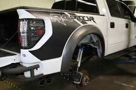 ford raptor lifted ford raptor at sema defenderworx home page
