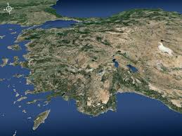 Turkey Blank Map by Free Bible Images A Blank Set Of Satellite Maps Of Israel At