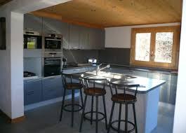 cuisine ferme rental combloux chalet ferme de felix vacances mont blanc