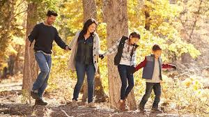 10 ways to keep your family active thanksgiving
