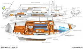 the albin vega 27 sailboat bluewaterboats org
