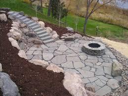 Rock Patio Designs Lovable Patio Ideas Paving Patio Design Ideas