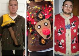 ugliest sweater how to in on the sweater craze