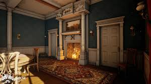 Victorian Interior by Victorian Dining Room By Infuse Studio In Environments Ue4