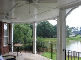 covered porch how to add lights to a deck screened porch or pergola by