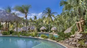 Poolanlagen Im Garten Jardin Del Eden Boutique Hotel Tamarindo Costa Rica
