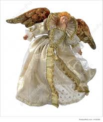 angel christmas ornament antique picture