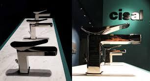 cisal rubinetti roadster accent i rubinetti minimal chic di cisal design mag