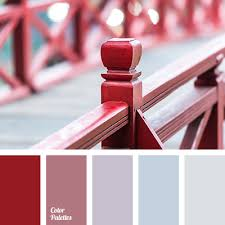 Blue And Red Color Combination Burgundy And Gray Color Palette Ideas