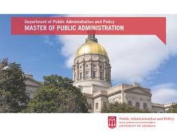 Career Uga Edu Master Of Public Administration Mpa Spia Uga