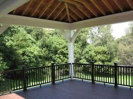 Different Types Of Pergolas by Deck Builder Custom Patios Pool Installation Middletown Md