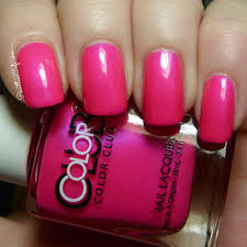 color club poptastic summer collection and more pointless cafe