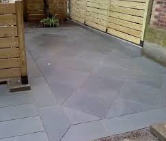 Dry Laid Bluestone Patio by Hardscape Stone Deck U0026 Patio Installation All Decked Out