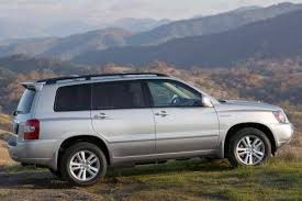 toyota highlander length 2007 toyota highlander hybrid options features packages