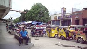 pedicab philippines digos city philippines tricycle ride to gaisano mall youtube