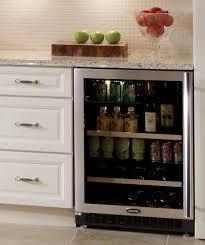 kitchen futuristic modern small beverage center with chrome kitchen futuristic modern small beverage center with chrome handle door terrific built in modern kitchen