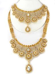 gold choker necklace wholesale images Wholesale bridal jewelry products manufacturer from india wedding jpg