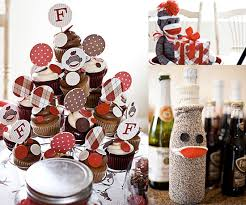 Sock Monkey Favors by Sock Monkey Baby Shower Decorations Best Baby Decoration