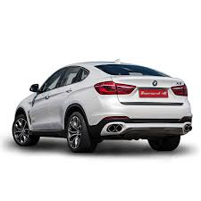 performance sport exhaust for x6 50i xdrive from 2014 bmw f16 x6