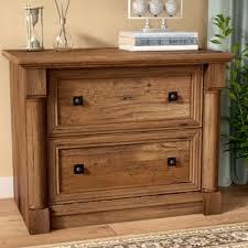 2 Drawer Wooden Filing Cabinet Oak Filing Cabinets You U0027ll Love Wayfair