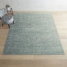 Pier 1 Area Rugs Impressive Paisley Motifs Play Opposite Subdued Colors Handmade