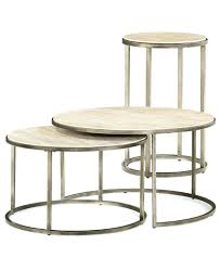 round nesting coffee table coffe table coffe table round nesting coffee tables bedside
