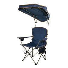 2 Position Camp Chair With Footrest Folding Chair With Canopy October 2017