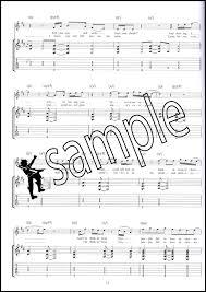 ed sheeran x guitar tab edition sheet music book multiply ebay