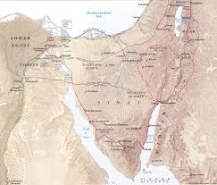Sinai Peninsula On World Map by Lion Tracks Photo Qna The Land Of Goshen In Egypt Pithom