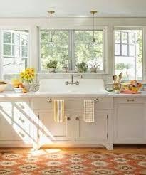kitchen sink with backsplash drop in farmhouse kitchen sink foter