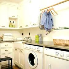 Contemporary Laundry Room Ideas Pretty Ideas For Laundry Room Design Featuring Silver Color Built
