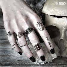 finger tattoo stickers women temporary tattoo sticker waterproof sex products beach winter