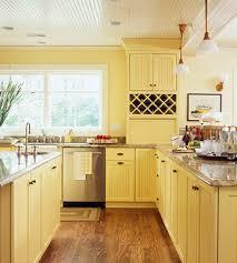 Light Yellow Kitchen Cabinets Yellow Kitchen Cabinets Traditional Kitchen Design Kitchen