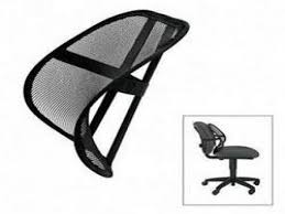 mesh lumbar support for office chair office chair furniture