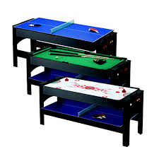pool and air hockey table fat cat 6 multi game pool table air hockey table tennis buy now
