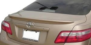 toyota camry spoiler 2007 2011 toyota camry factory style lip rear spoiler
