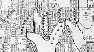 Map Of Greenlake Seattle by Seattle Now U0026 Then The Latona Bridge Dorpatsherrardlomont