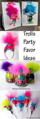 trolls party favor ideas the keeper of the cheerios crafts