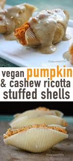 cuisiner vegan impress all your with these vegan pumpkin and cashew ricotta