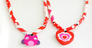 valentines day necklace s day necklaces s day craft