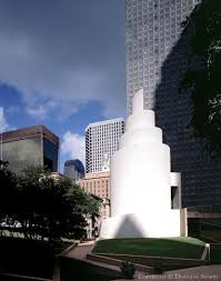 architect philip johnson designed building in downtown dallas